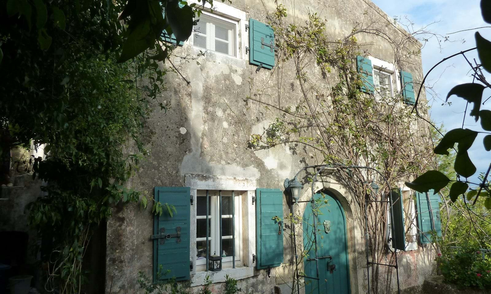 Corfu Manor House for sale
