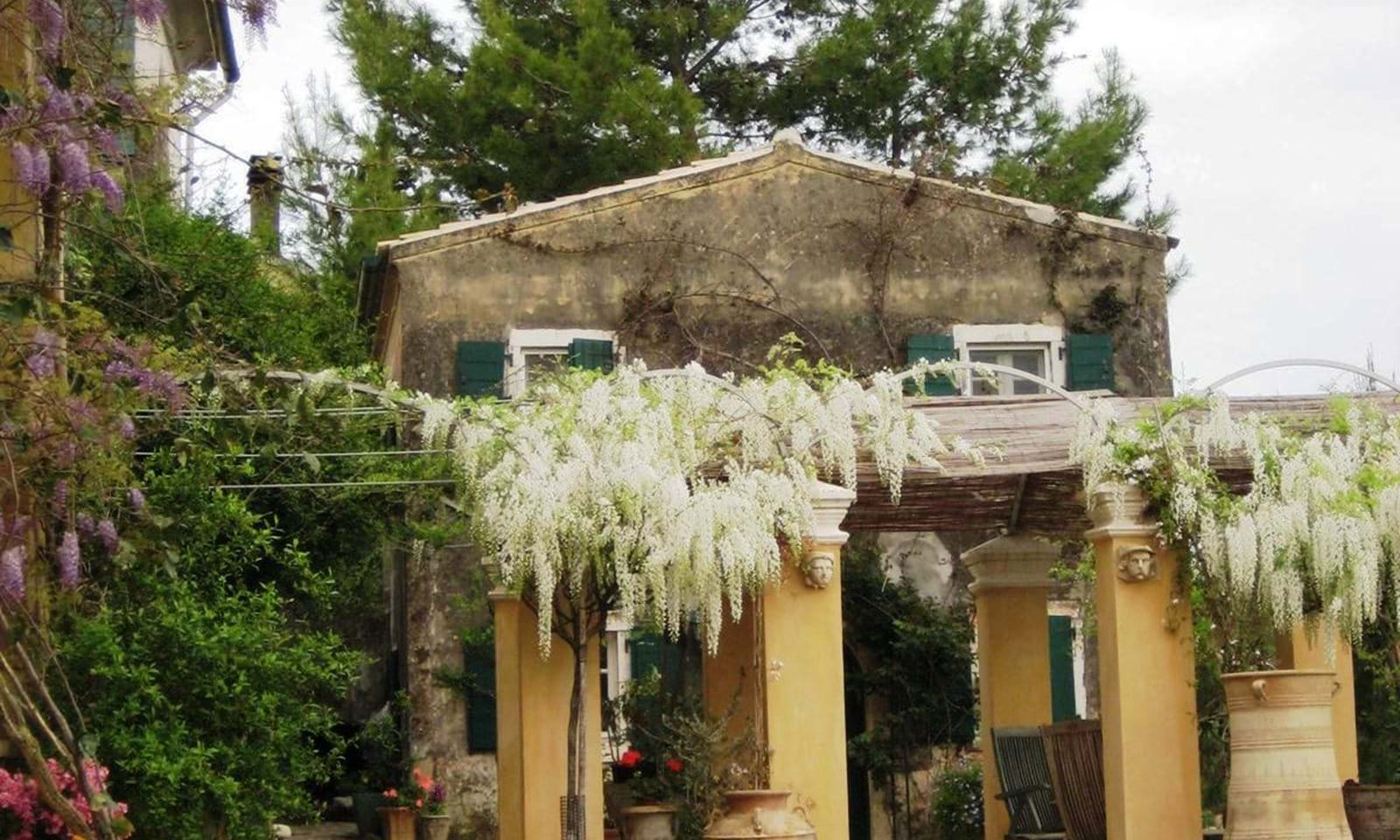 Old Corfu houses for sale
