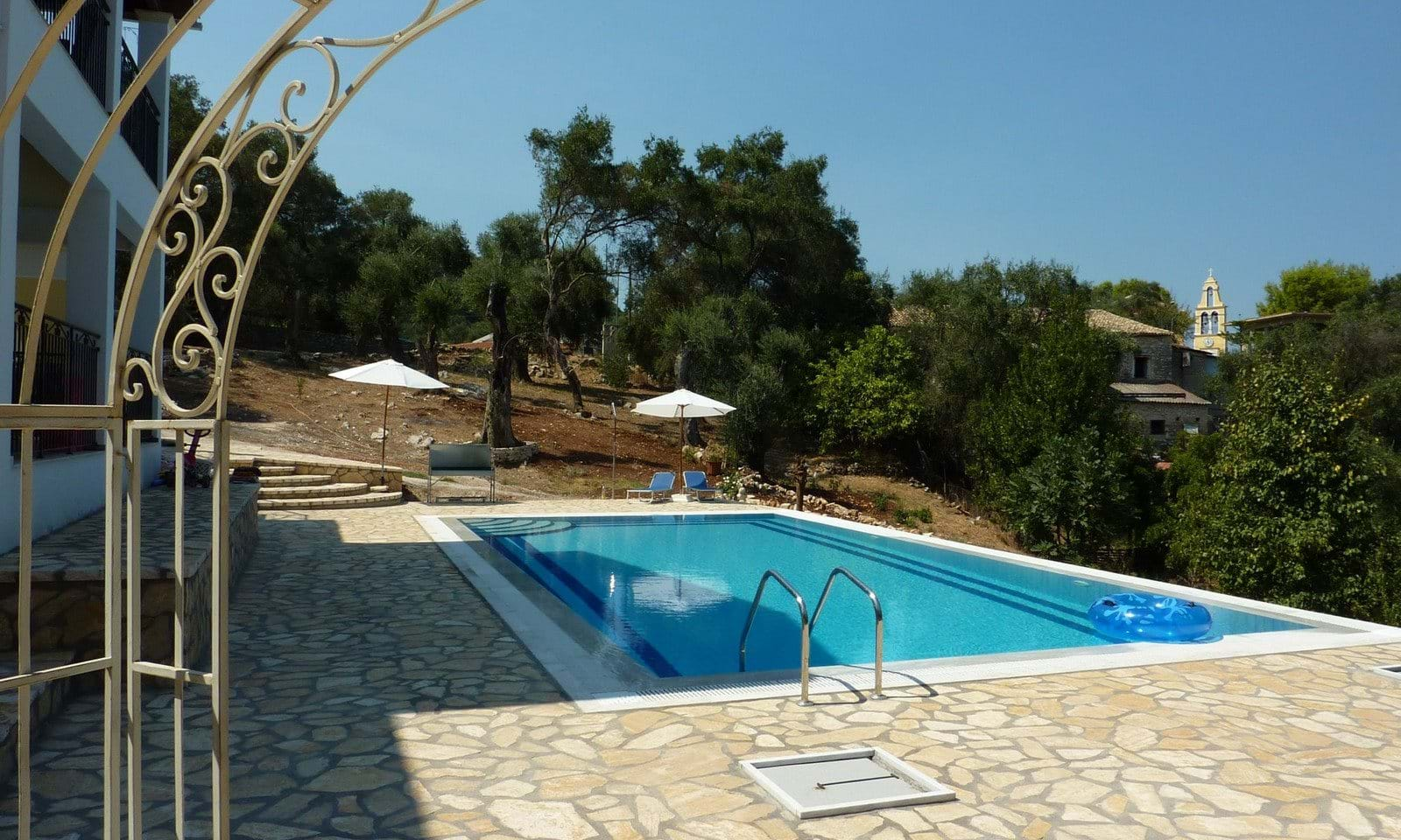 A Property in Greece