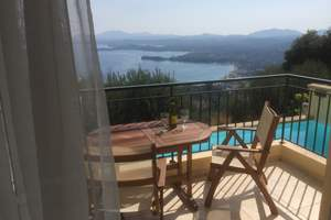 HORIZON VIEW APARTMENT 2, Spartilas, Corfu