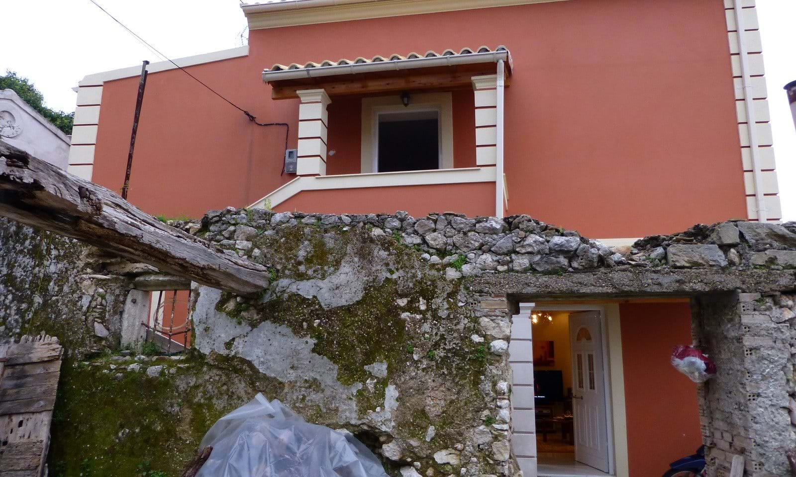 House for sale, Skripero Corfu