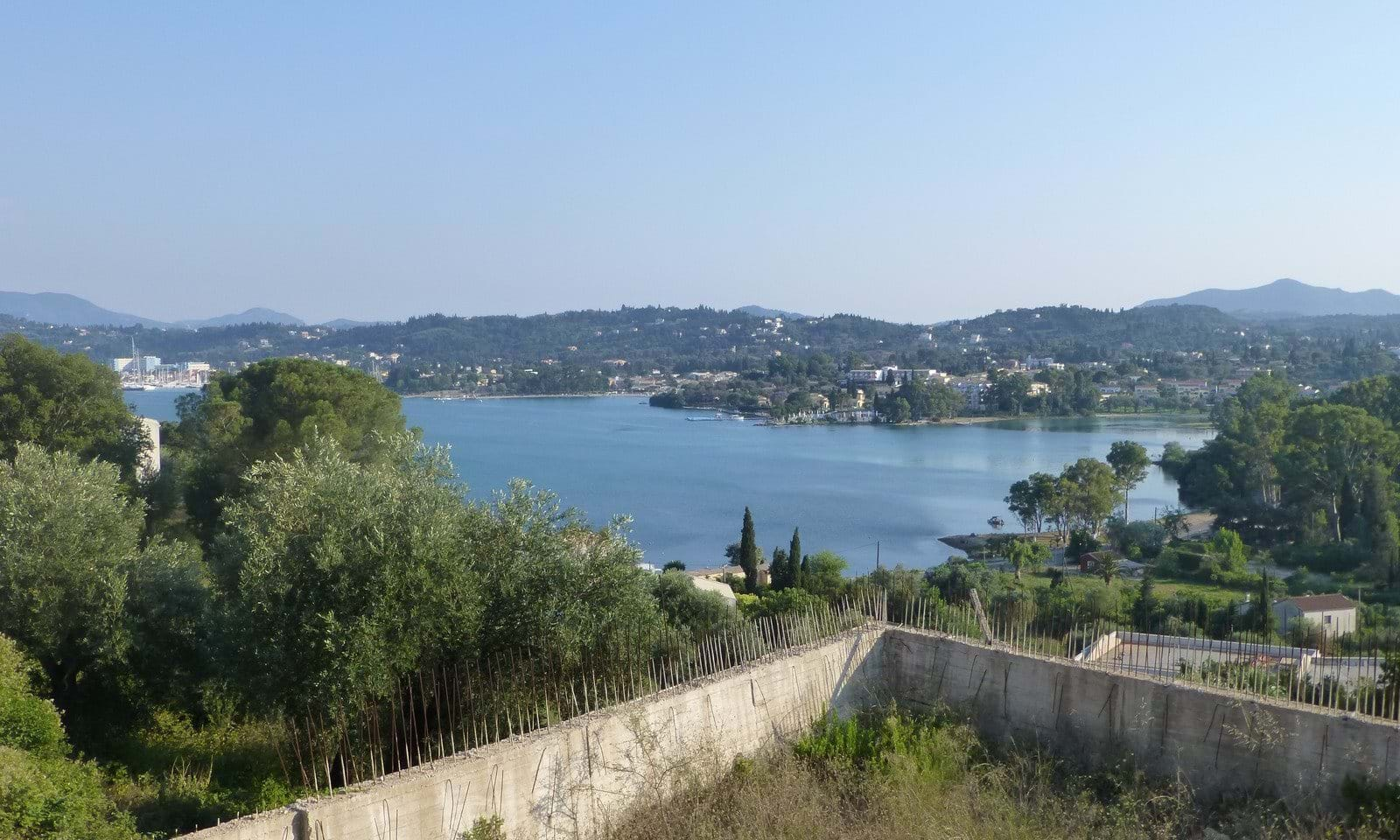 Villas with pools for sale in Corfu Greece