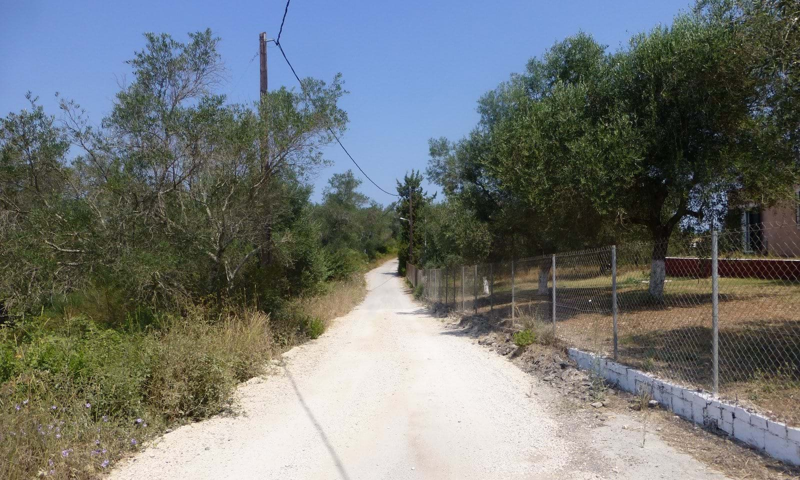 Country property for sale in Corfu