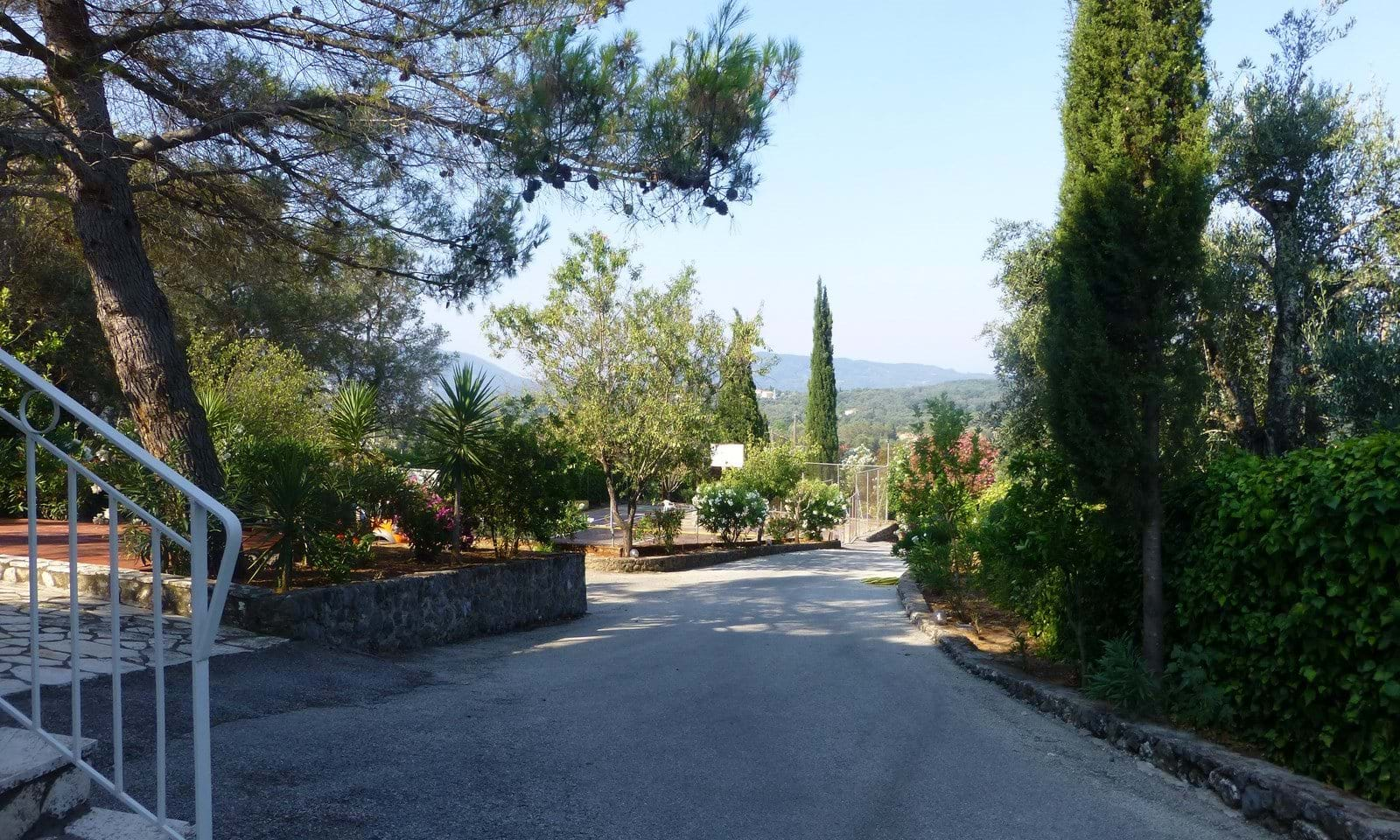 Holiday homes in Corfu