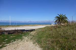 ALMIROS BEACHFRONT LAND, Almiros, Corfu