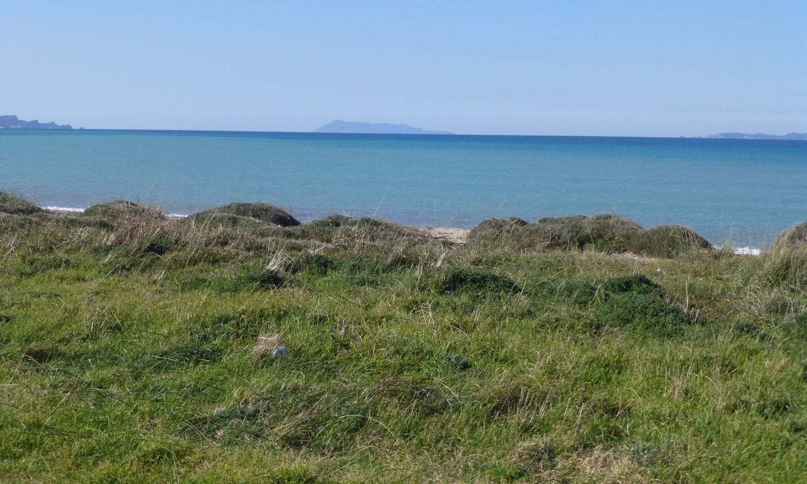 Beach land for sale Corfu