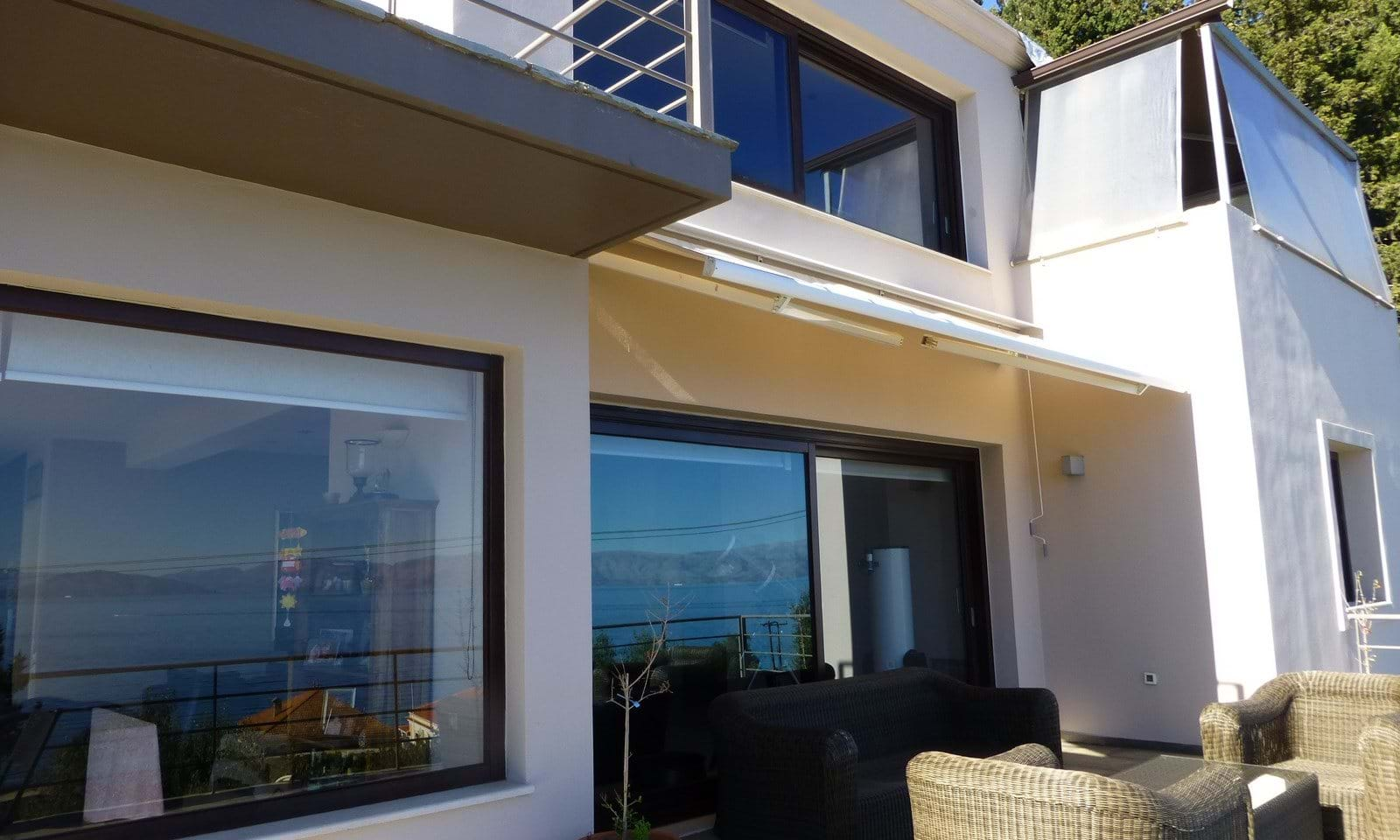 Modern houses for sale in Corfu