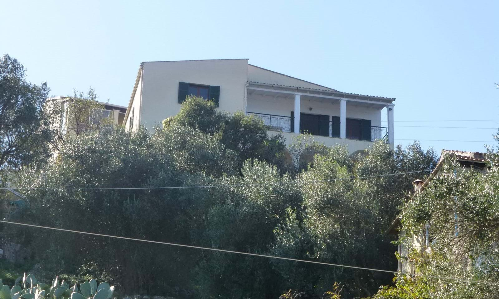 Kassiopi property for sale