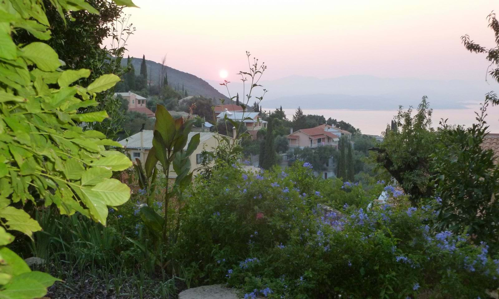Village houses for sale in Spartilas Corfu