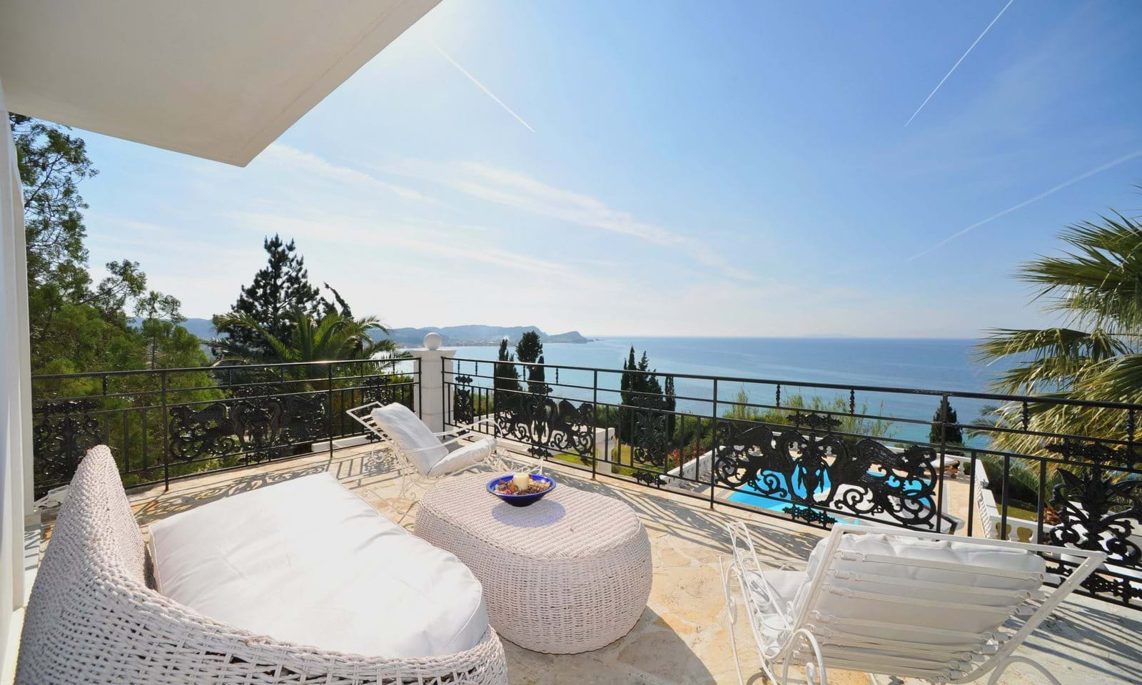 Villas for sale in north Corfu