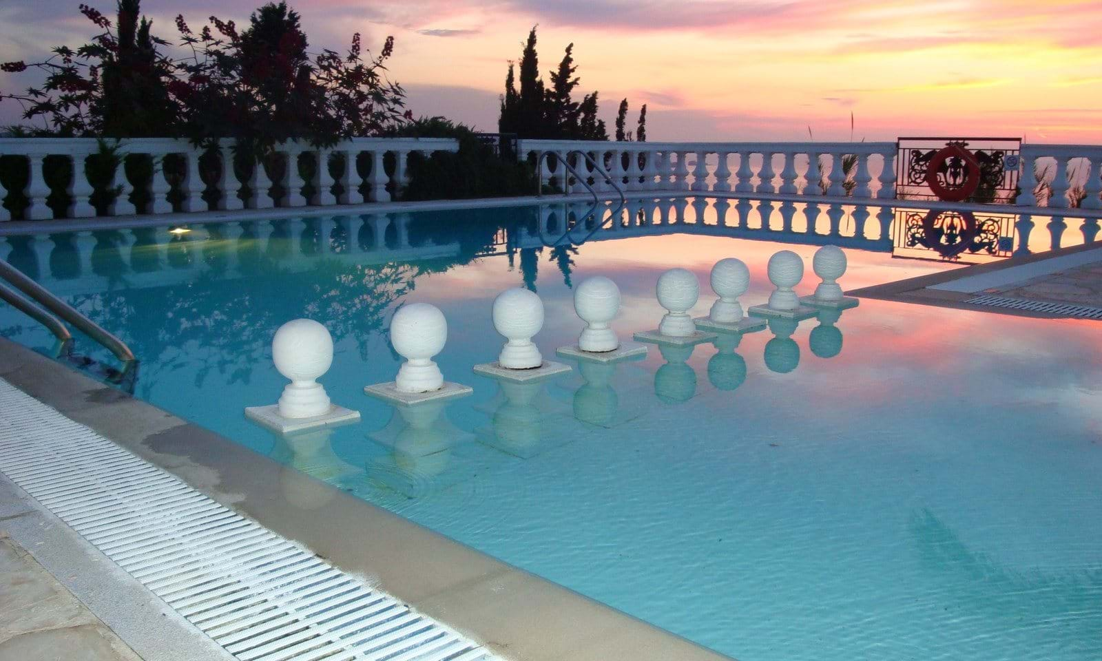 Luxury villas for sale in north Corfu