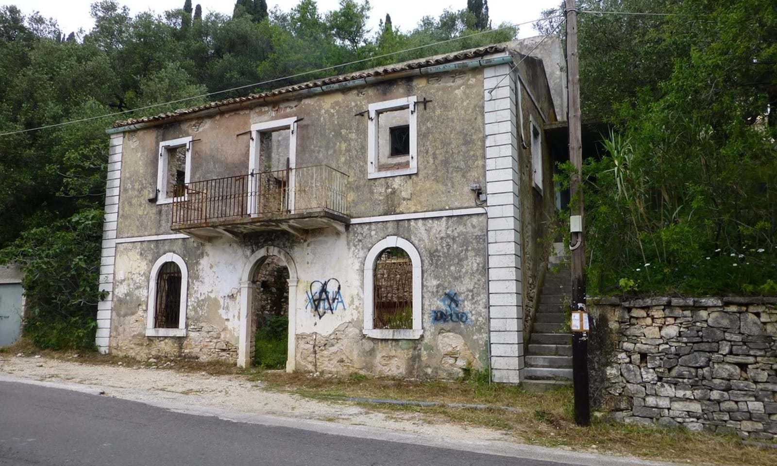commercial opportunity in Corfu