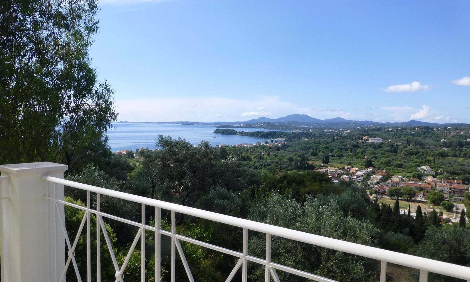 Villas for sale in Corfu, Greece