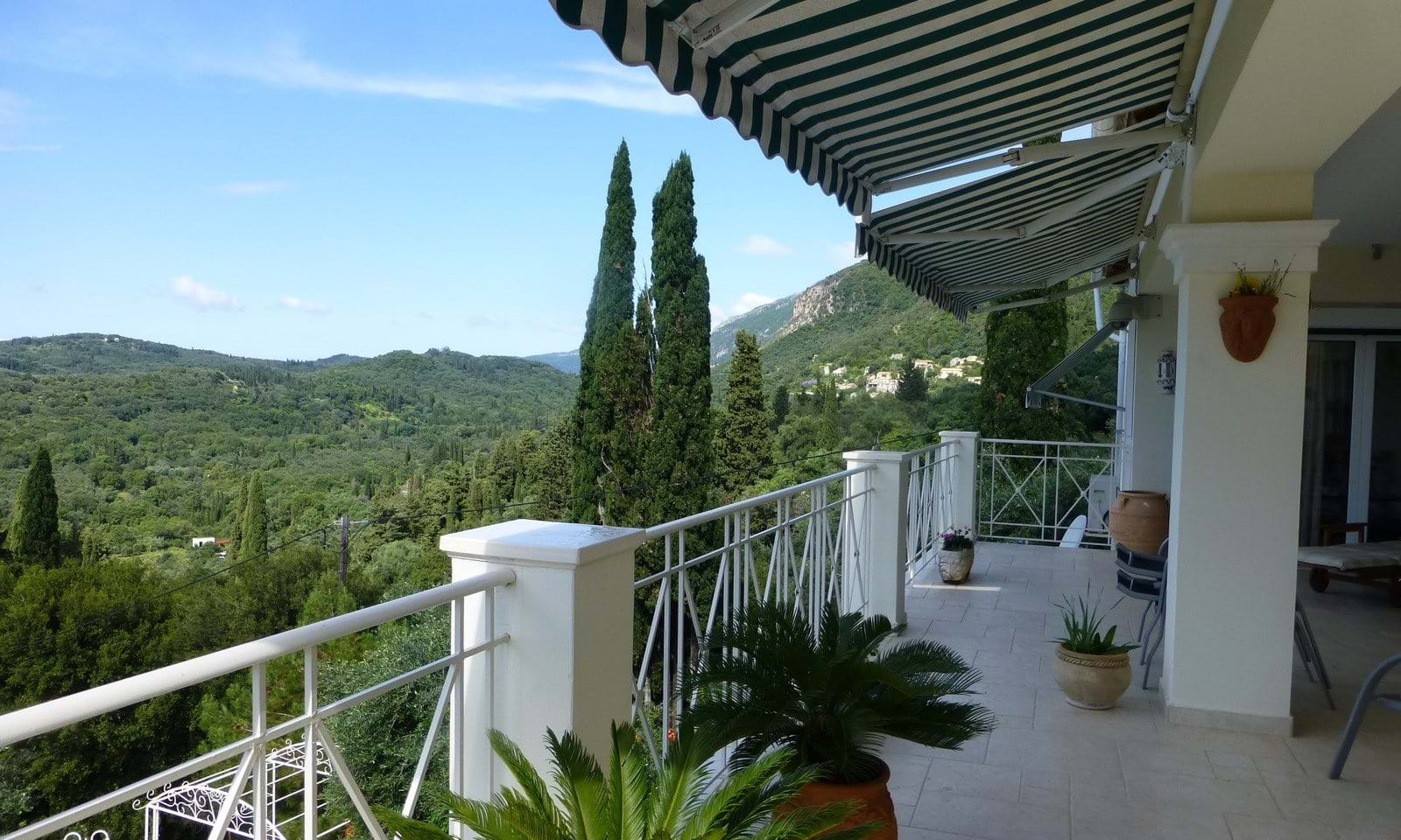 Buying property in Corfu