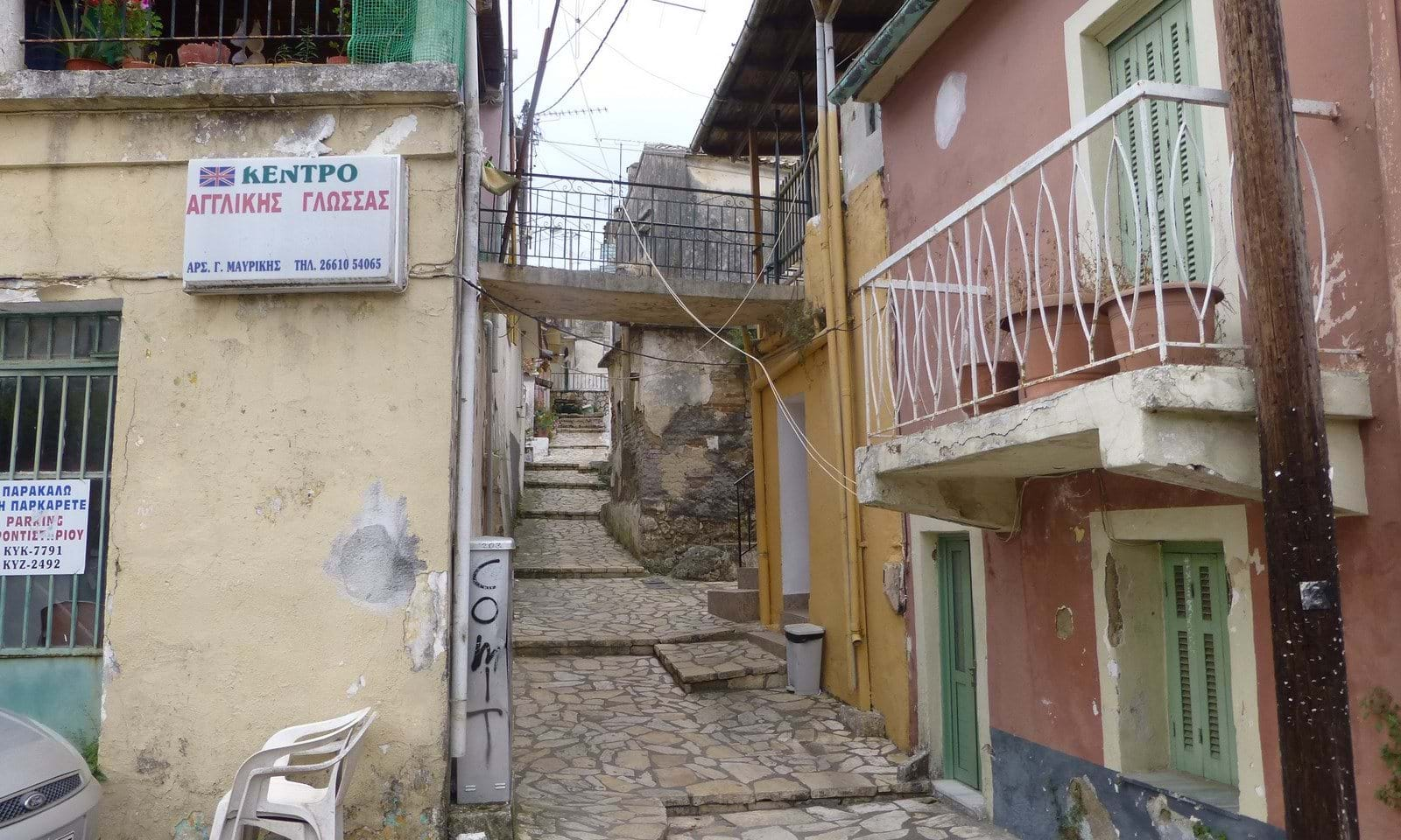 Houses for sale in Sinarades Corfu