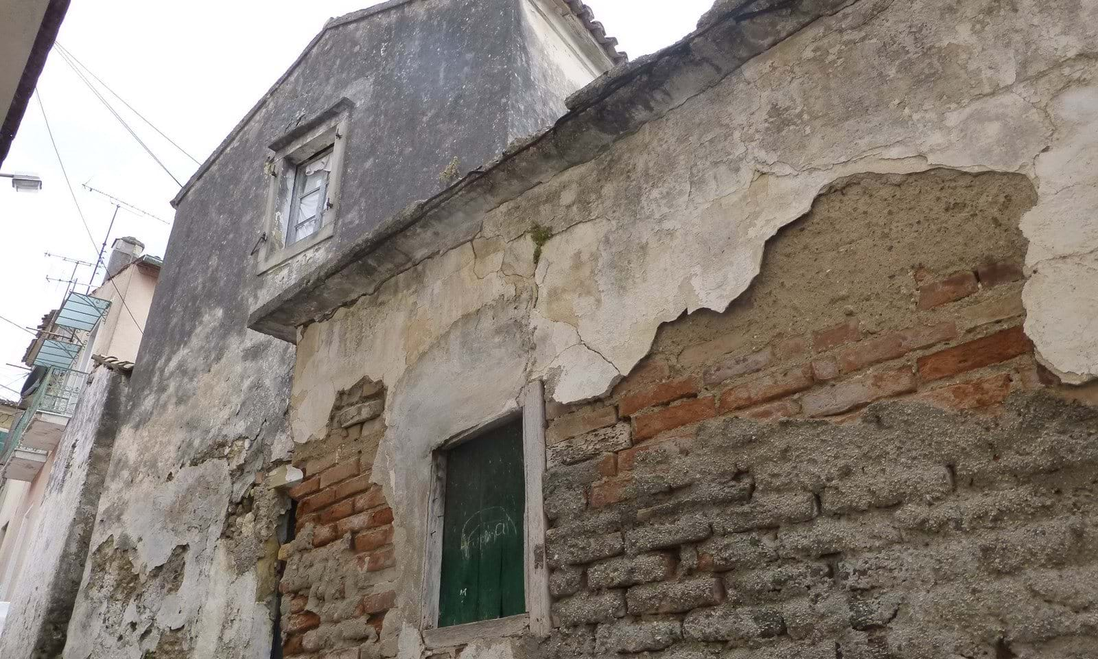 Old stone houses for sale in Corfu
