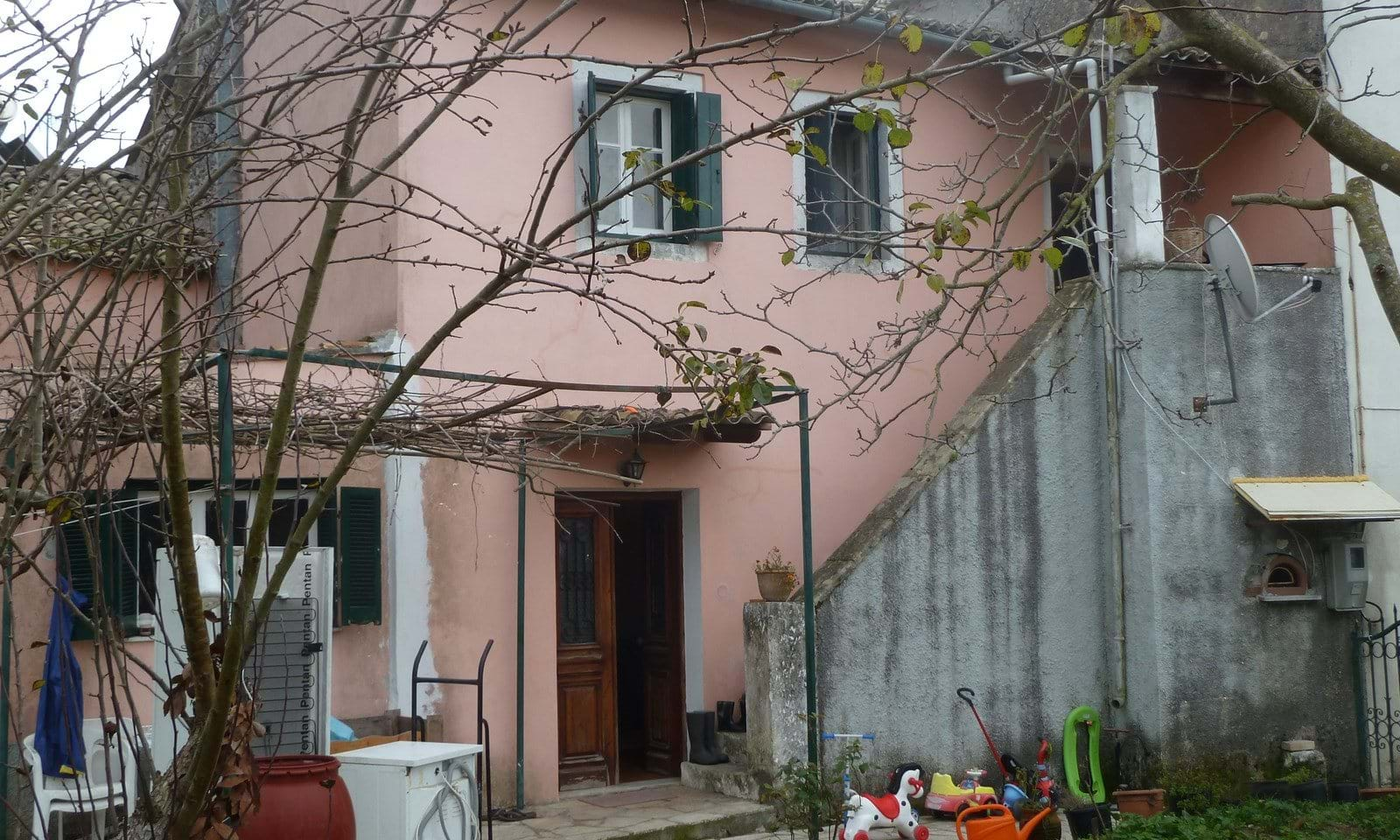 Village houses for sale in north Corfu