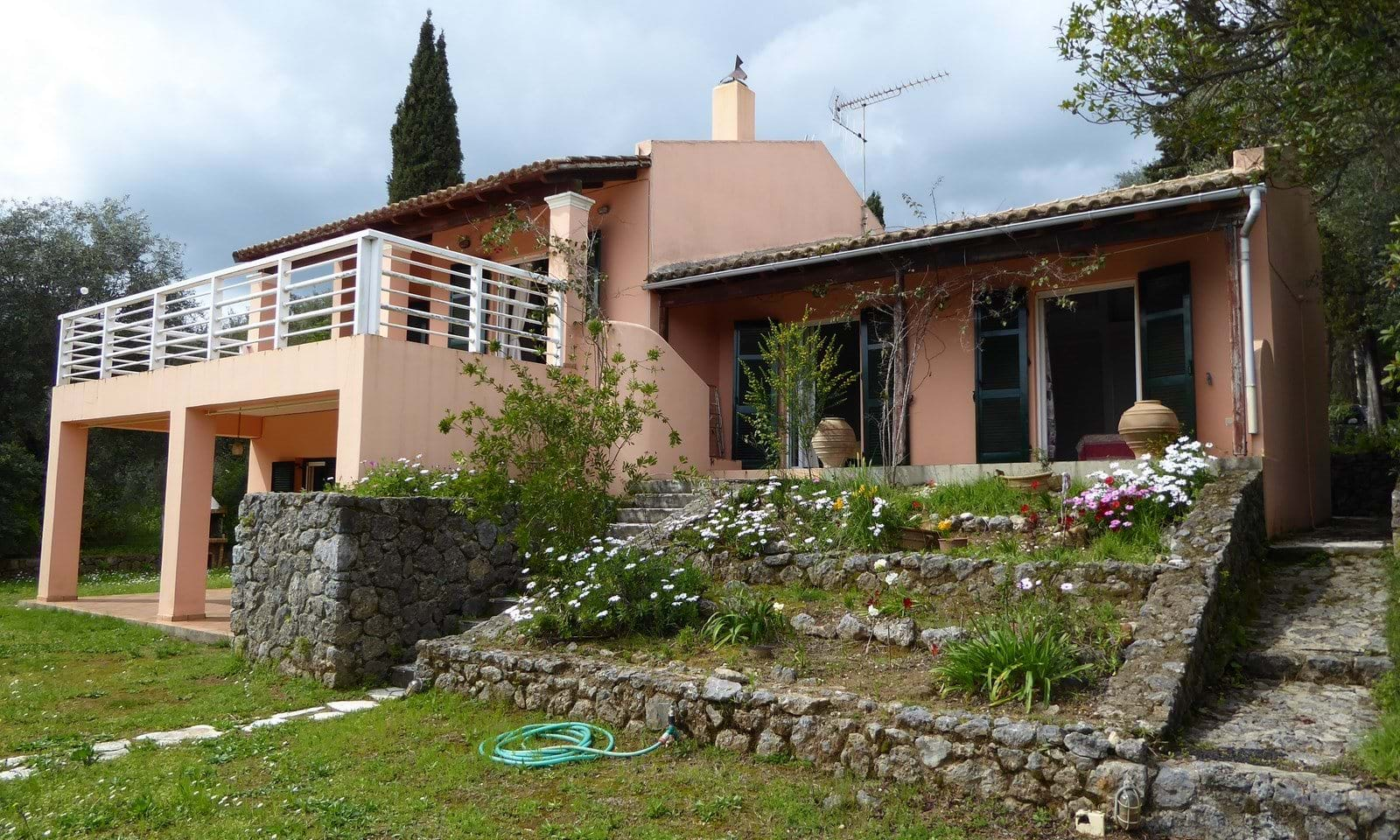 Property for sale in Sgombou, Corfu