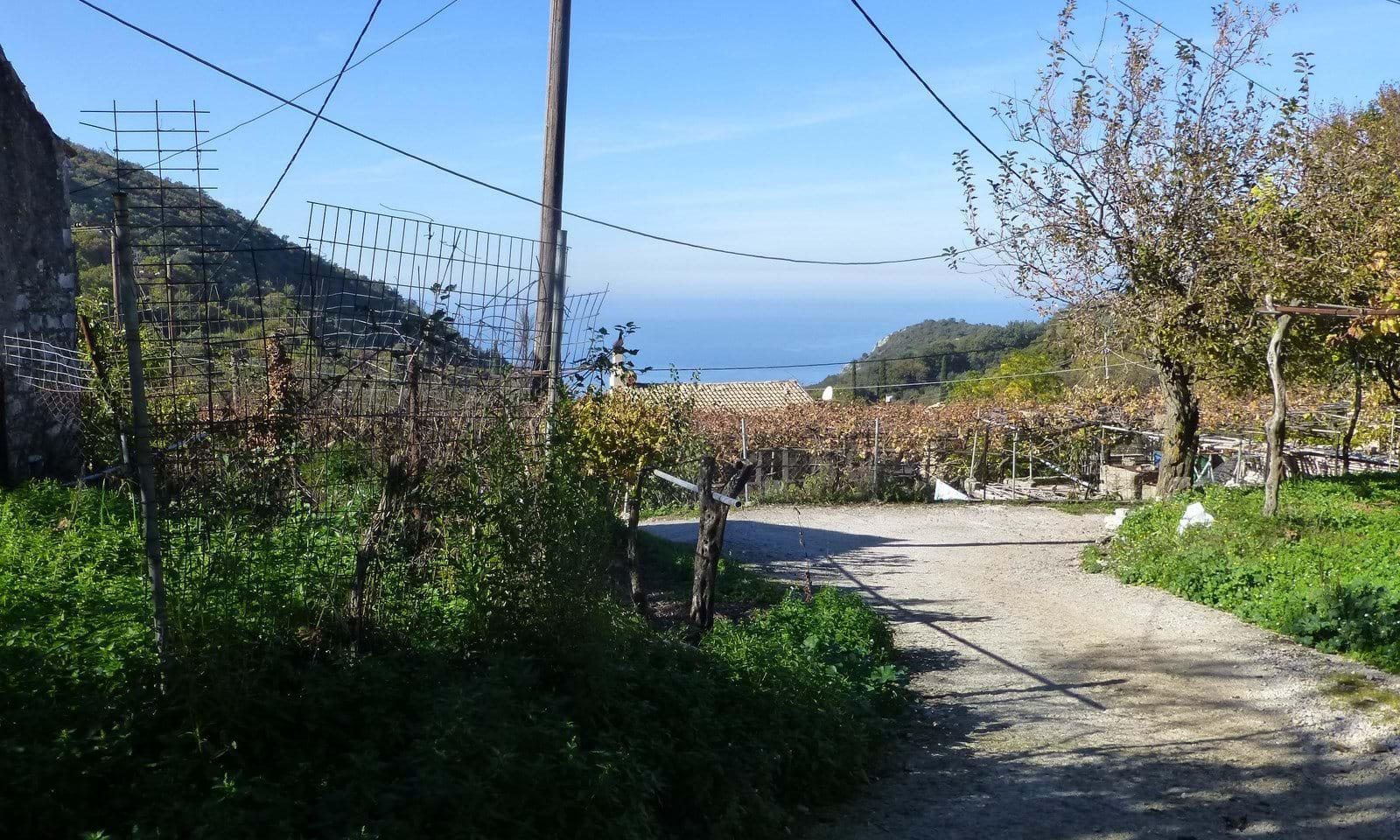 Houses for sale in Lafki Corfu