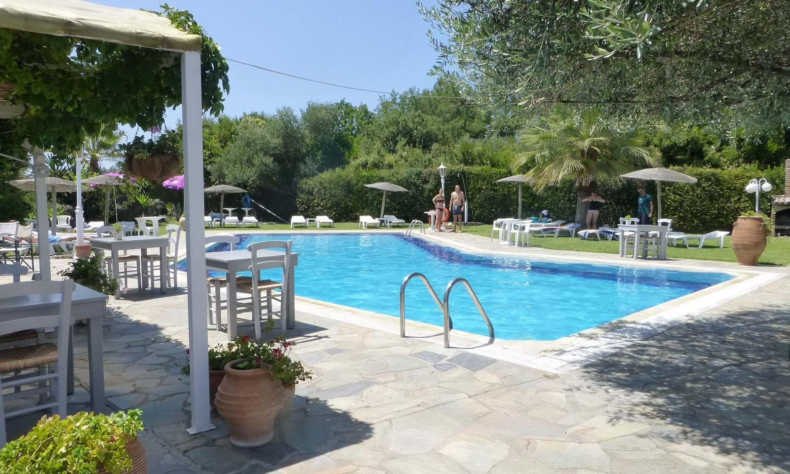 Hotel for sale in Corfu
