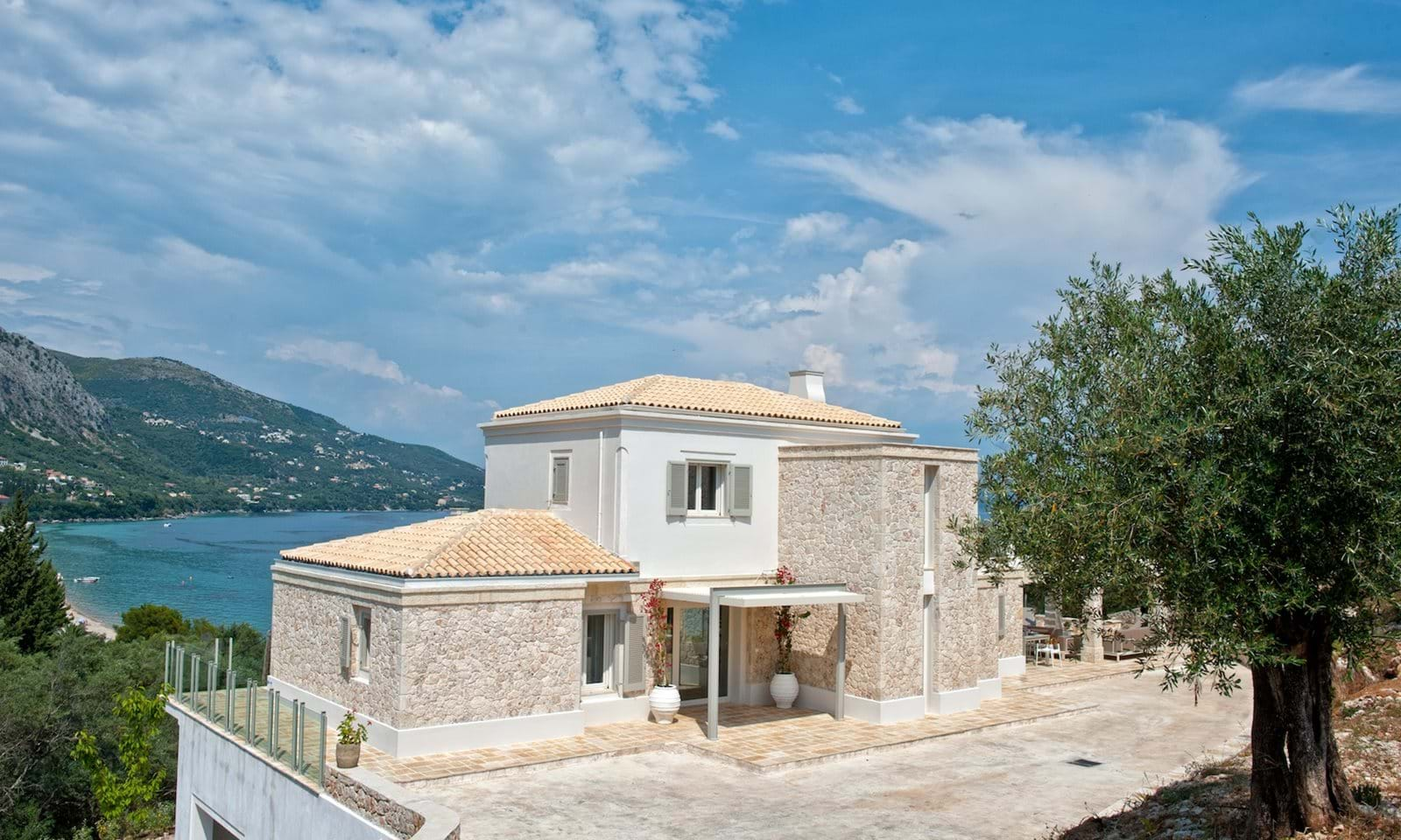 corfu villa for sale, barbati villa for sale, property for sale corfu