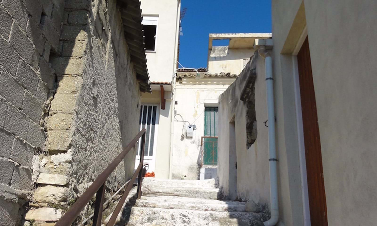 house for sale north corfu