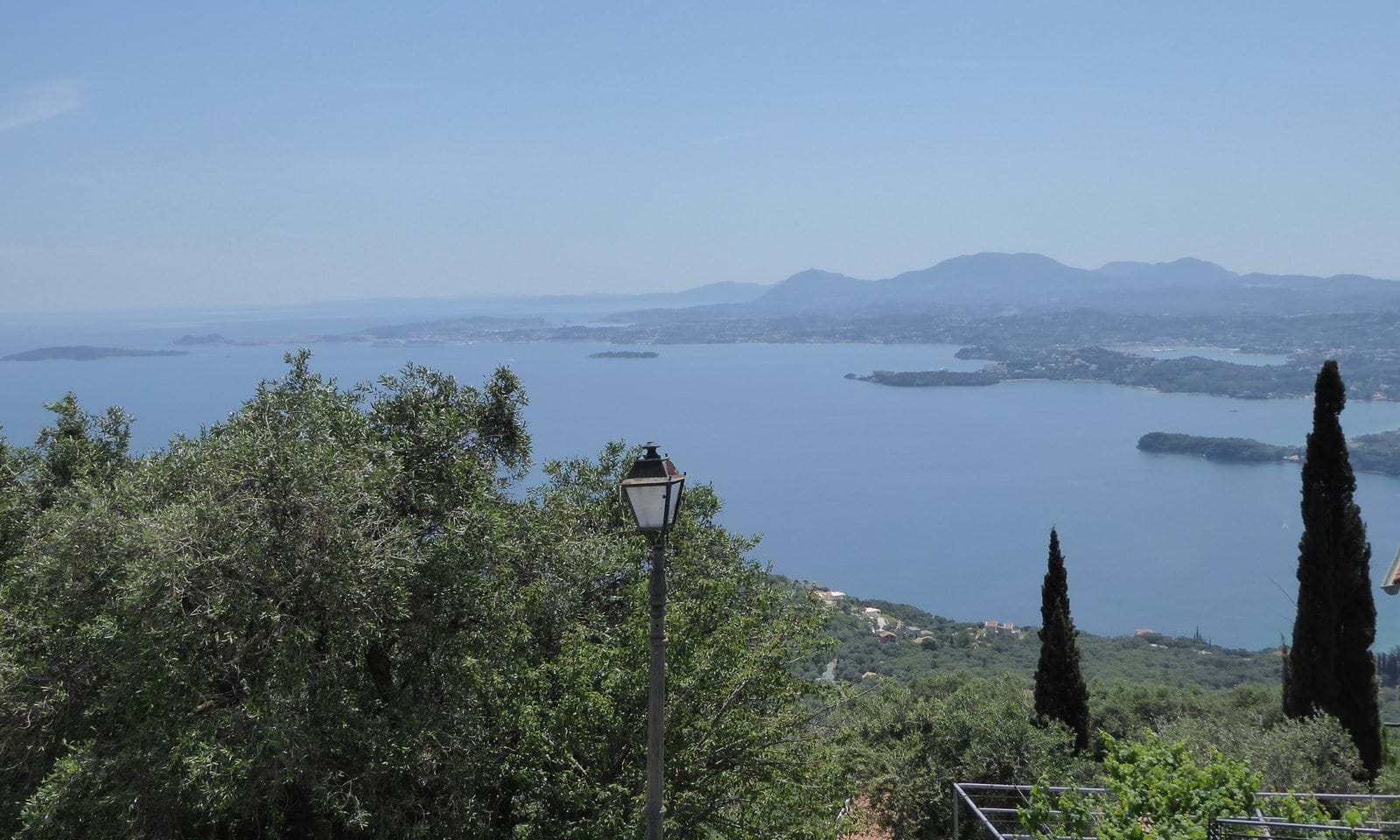 House for sale in Spartilas Corfu