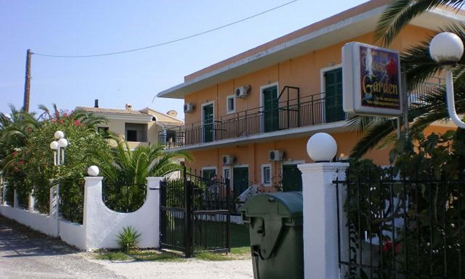 Hotel for sale in north east Corfu