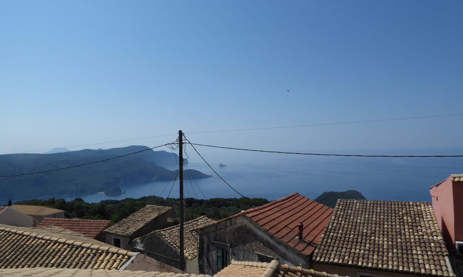 Village property for sale in Corfu
