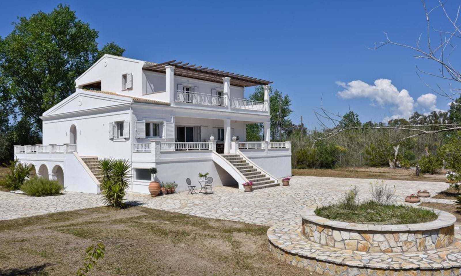 villa for sale corfu, corfu villa for sale