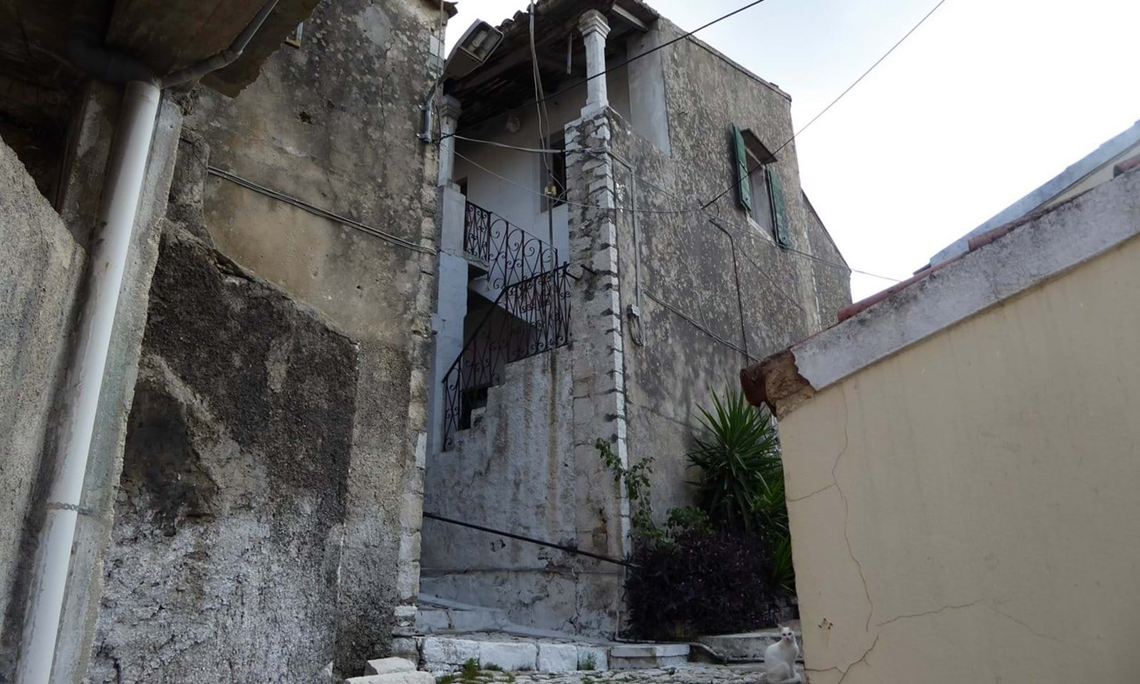 Village property for sale in North Corfu