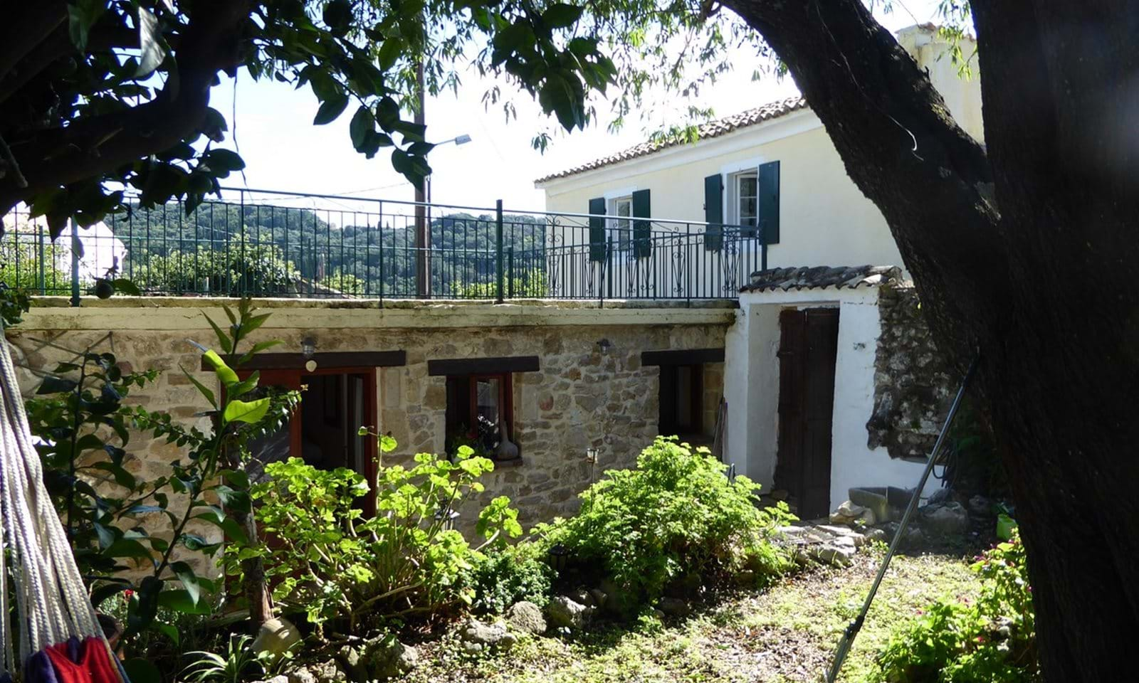Village house for sale in north Corfu