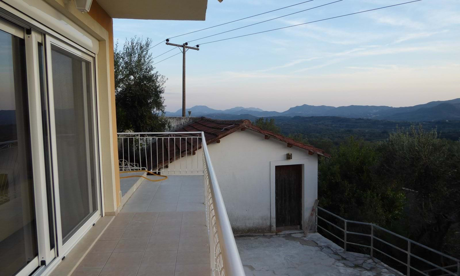 Homes for sale in Corfu Greece