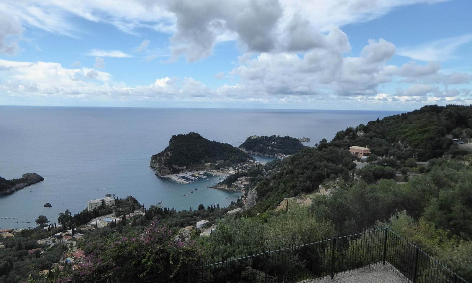 Villas for sale in North West Corfu