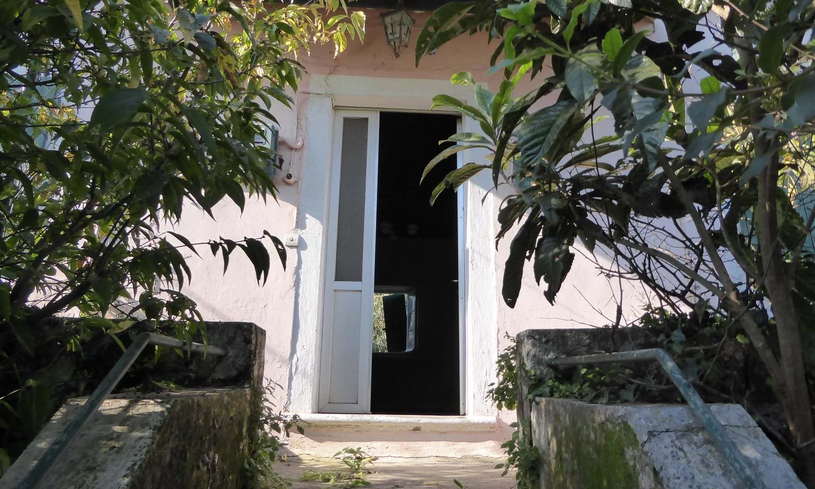 A house in Corfu