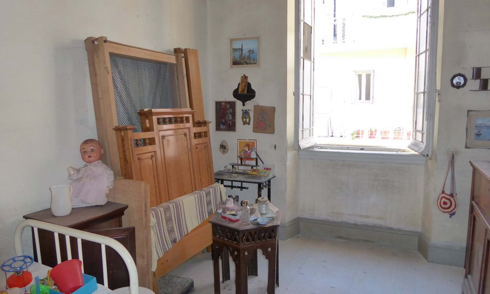 Corfu town apartment for sale