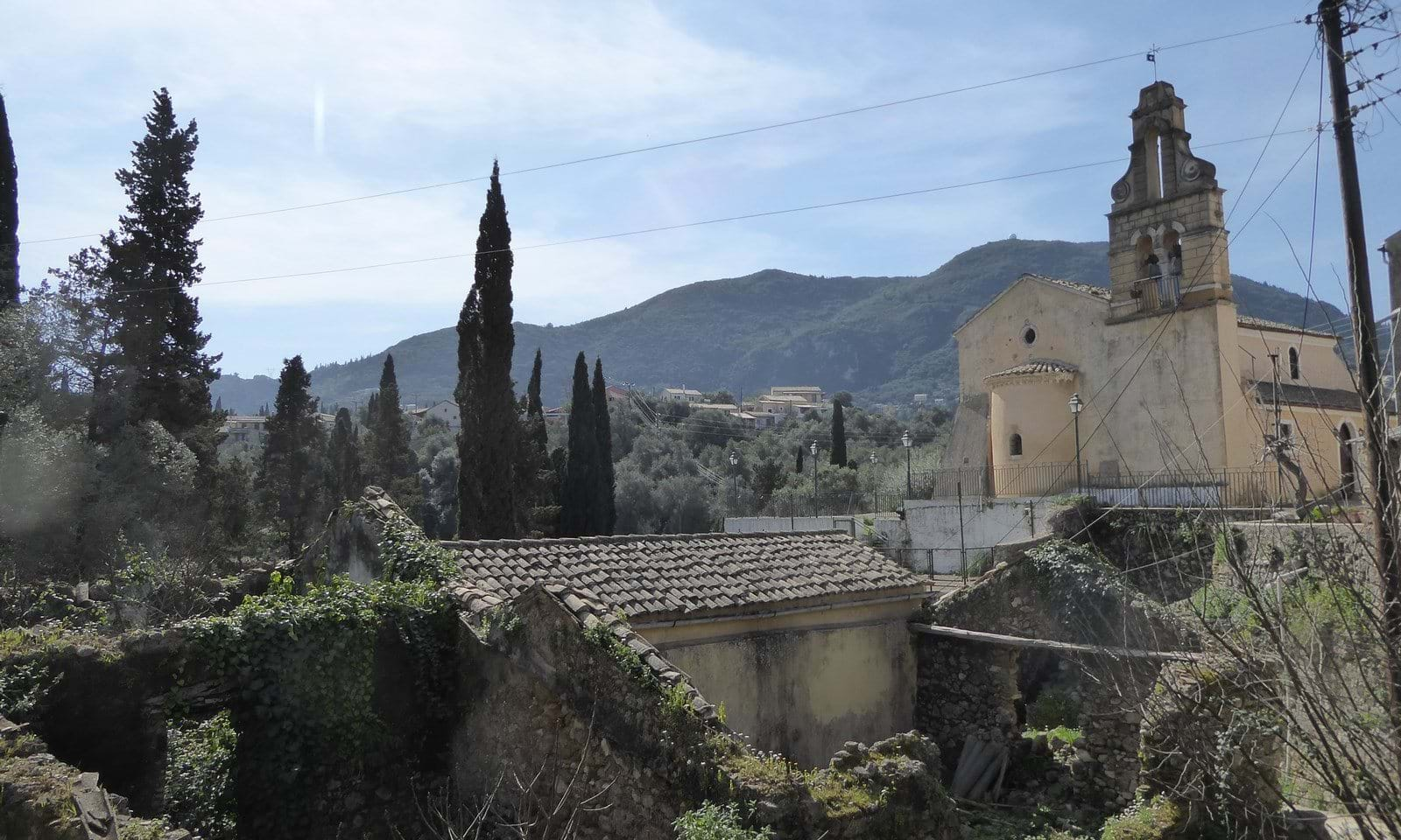 Village houses for sale in Corfu