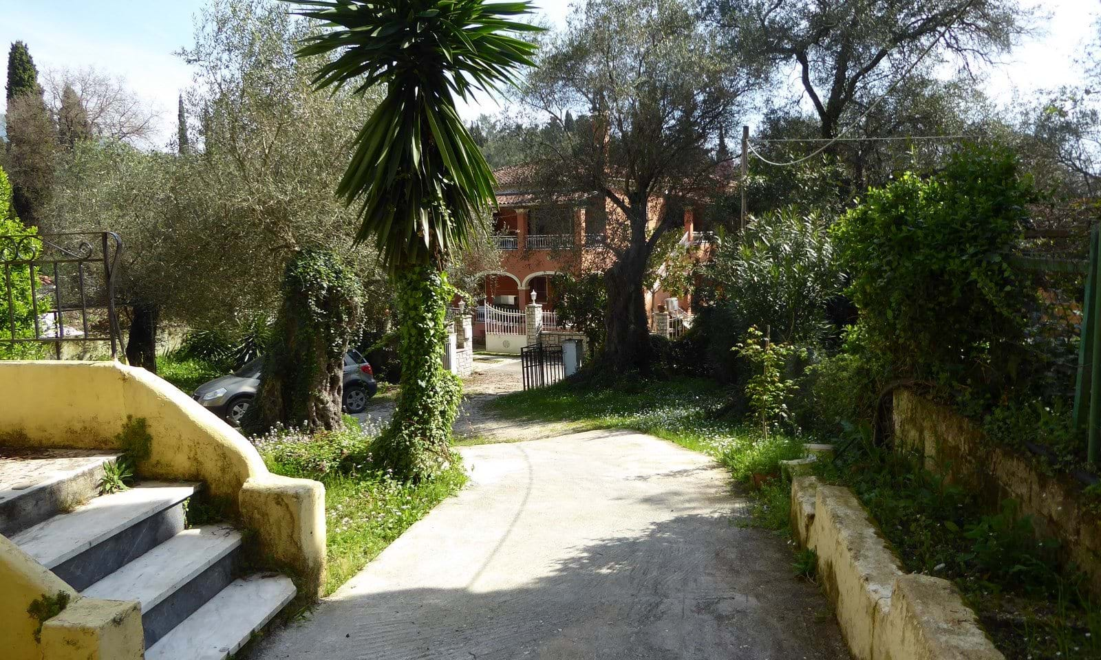 Real Estate Agents in Corfu Greece