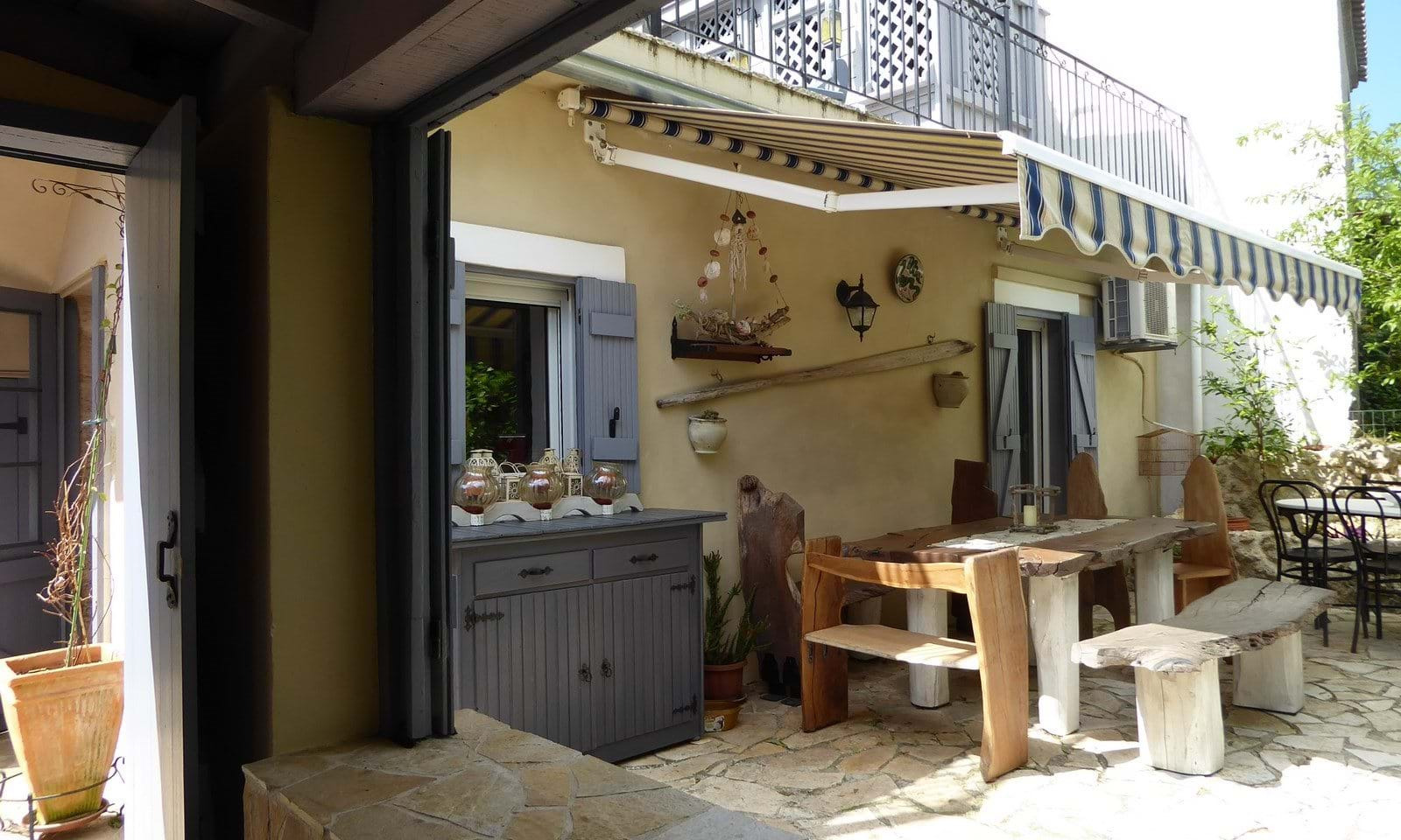 Property for sale in Gardelades Corfu