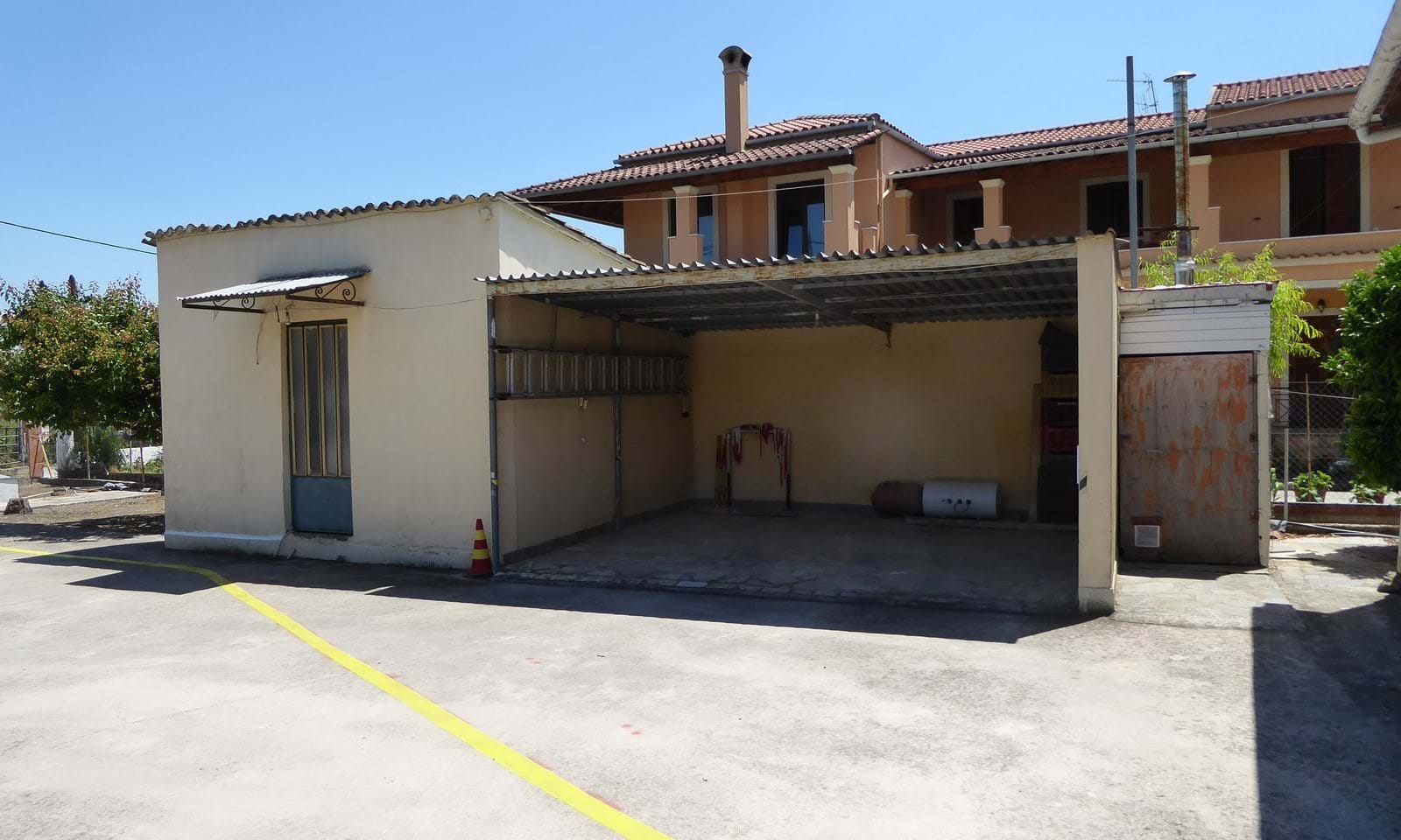 Property for sale close to Corfu town