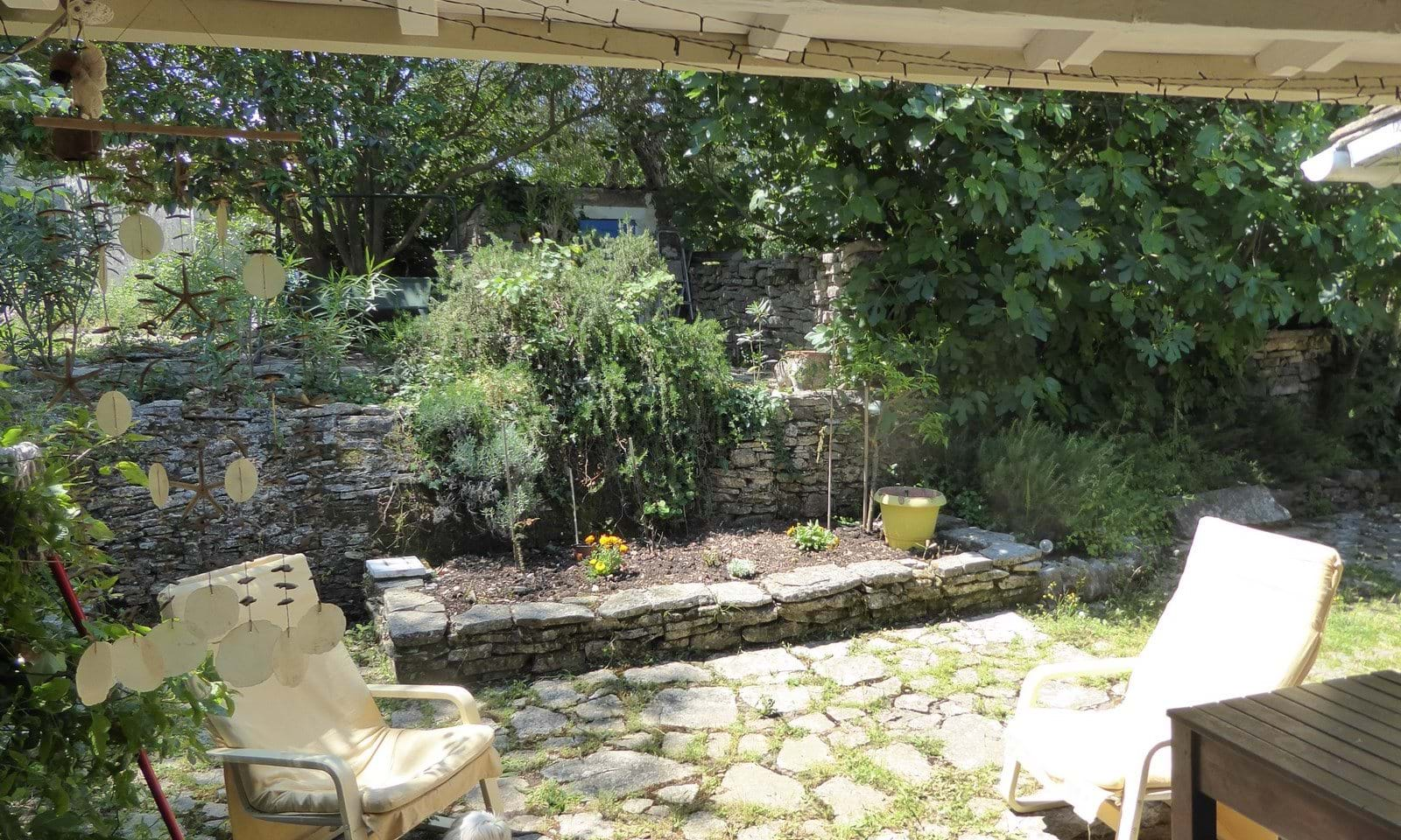 A house for sale in Tritsi Corfu