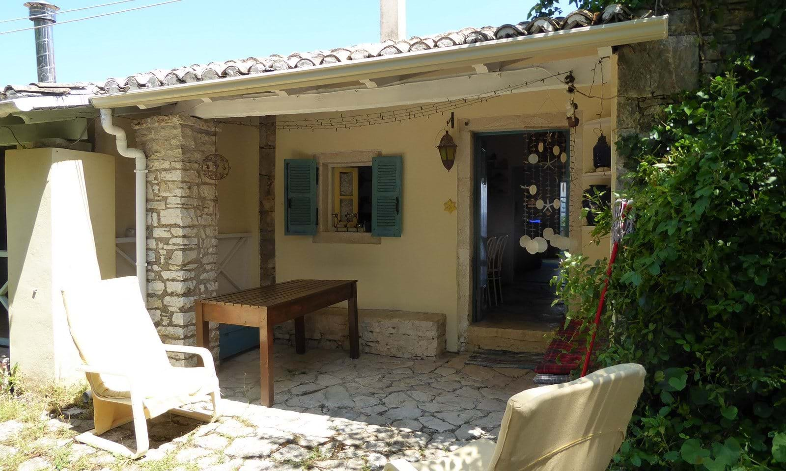 Property for sale in Tritsi Corfu