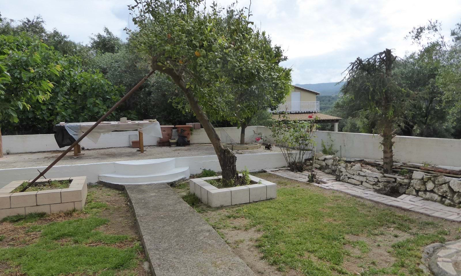 Drosato property for sale in Corfu
