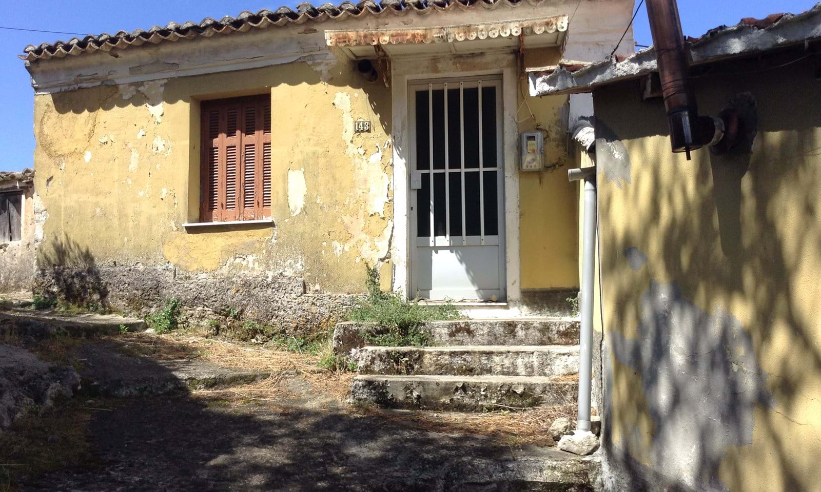 Gardelades house for sale Corfu