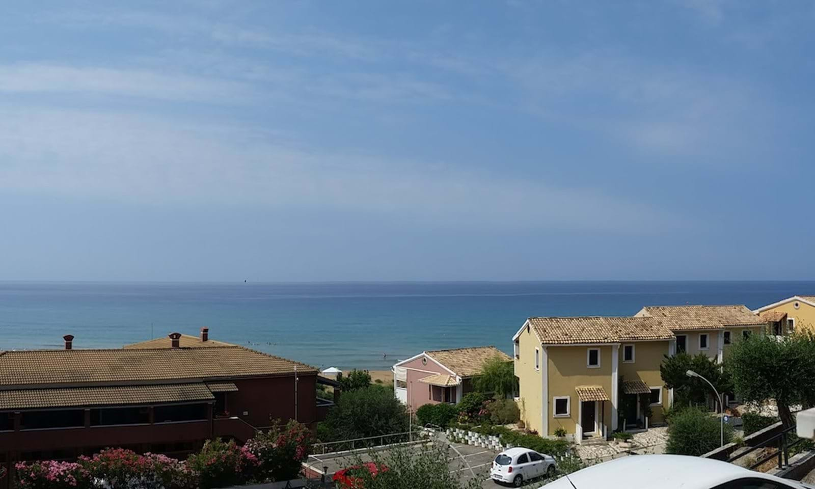 corfu apartment, flat for sale glyfada