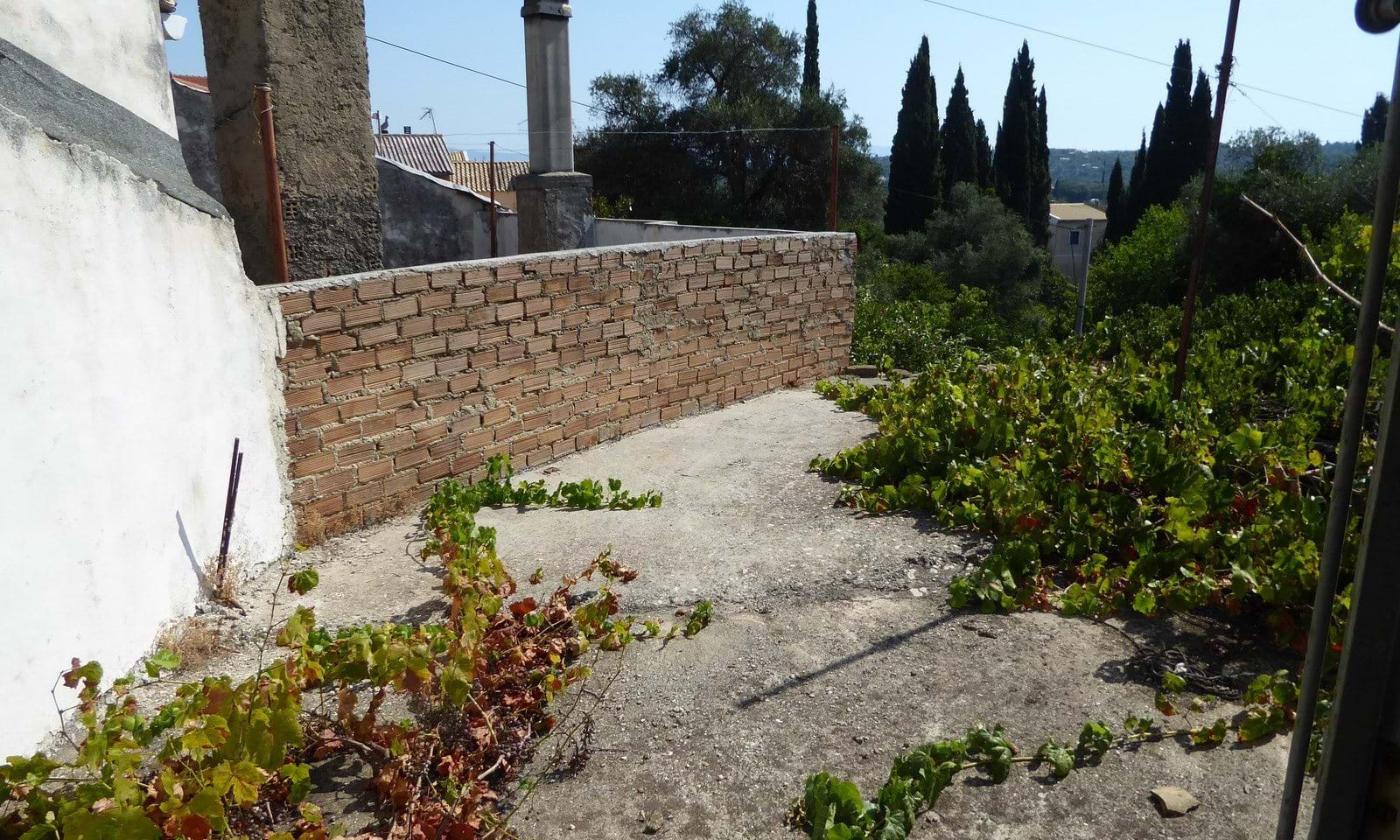 Central property for sale in Corfu