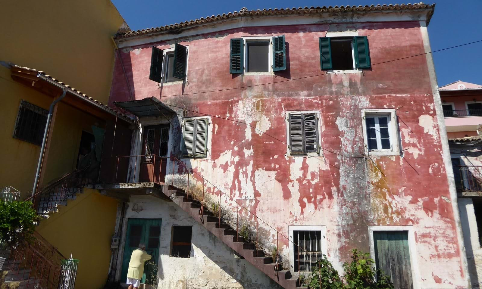 Houses for sale near the sea in Corfu