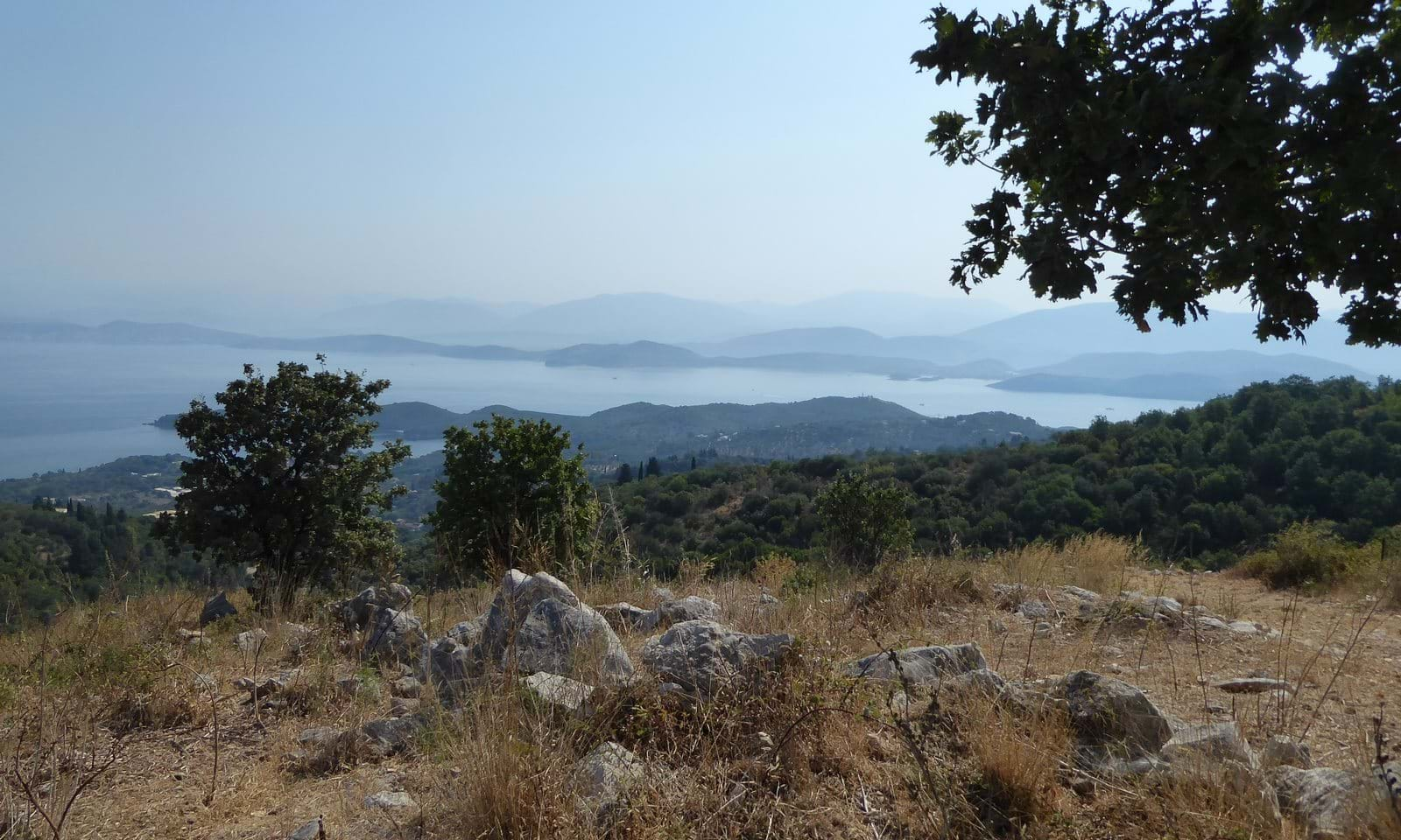 Land for sale in Kassiopi Corfu