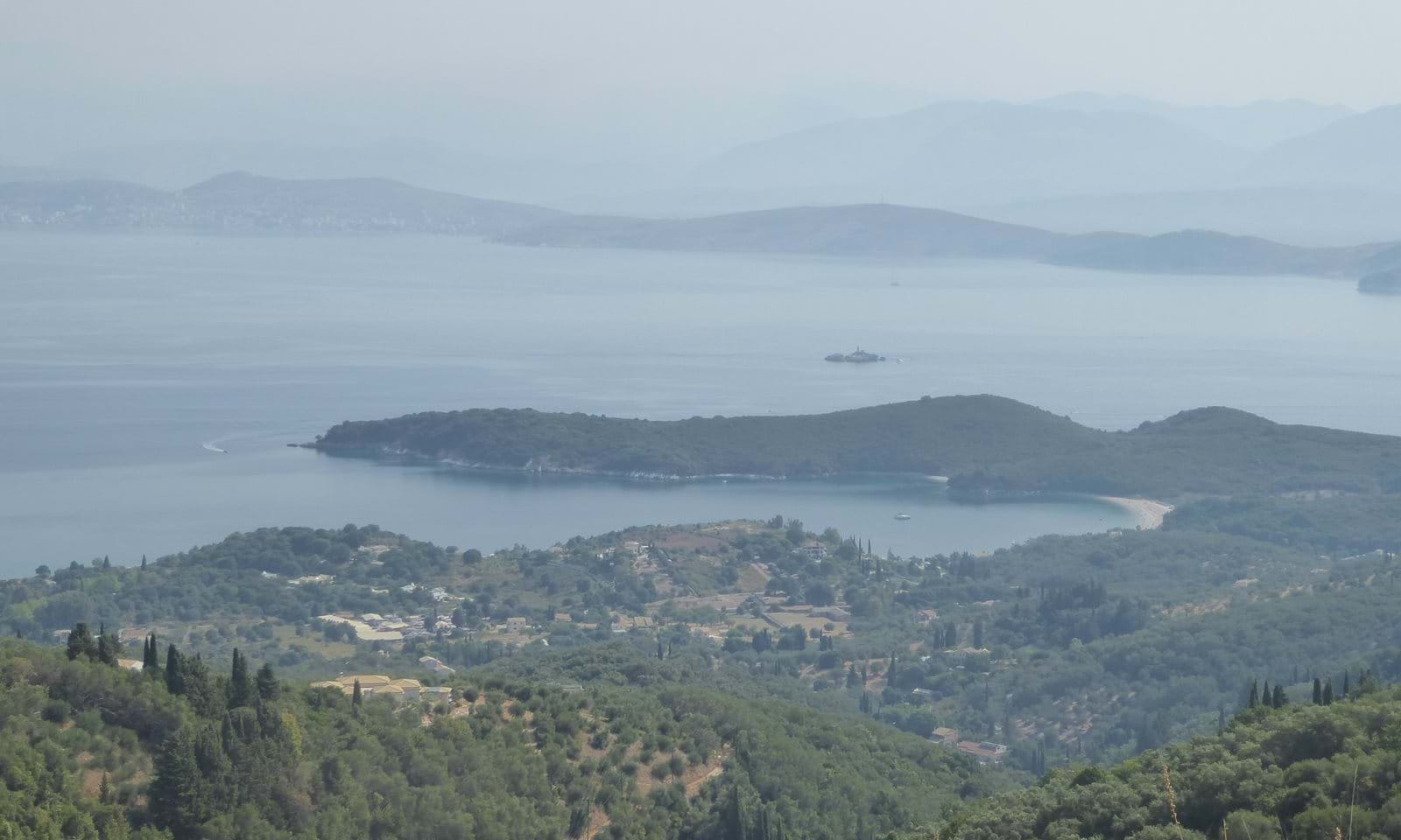 North East Corfu property for sale