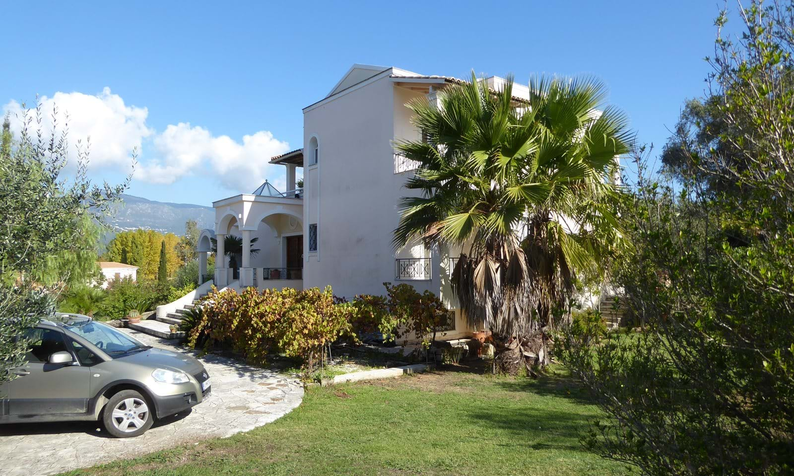 Property for sale in Dassia Corfu